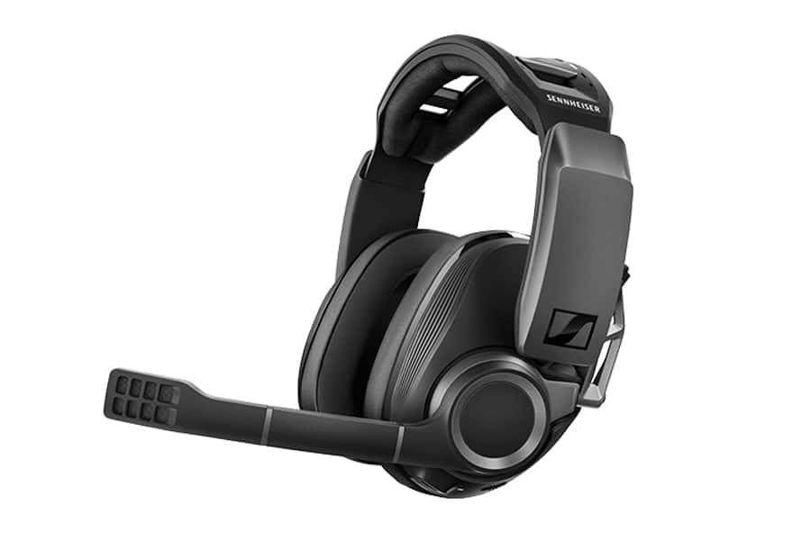 Sennheiser Wireless GSP 670 Gaming Headphones review