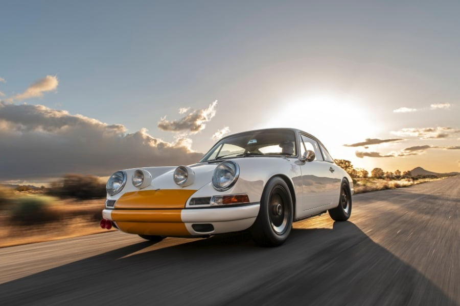 Emory Outlaw 911K is Porsche Racing Royalty Retooled