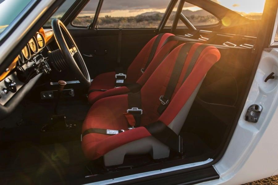 porsche racing bucket seats