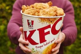 kentucky fried chicken Michelin star