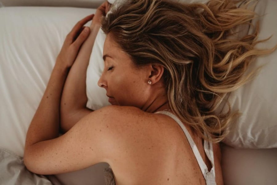 Chelsea Pottenger sleep program