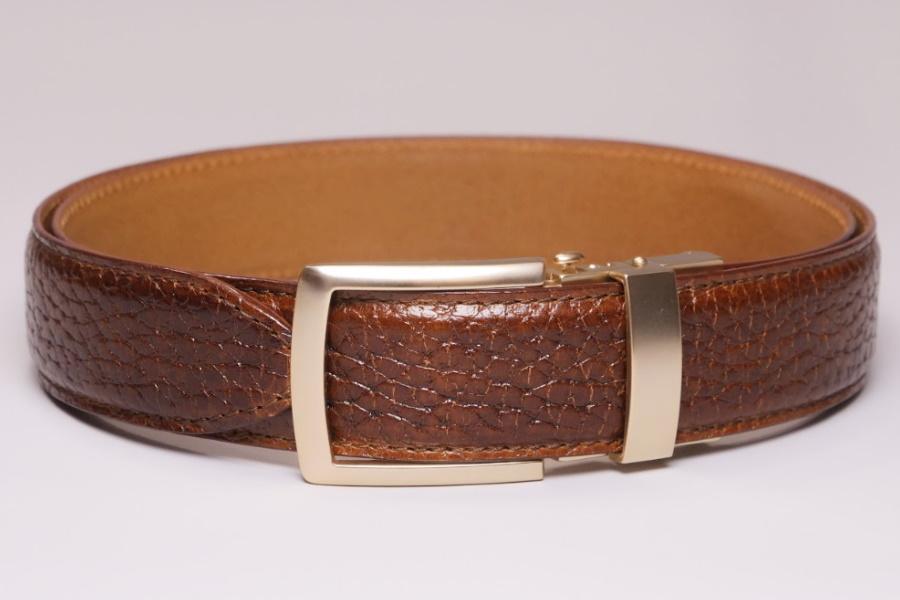 brown gator smart belt
