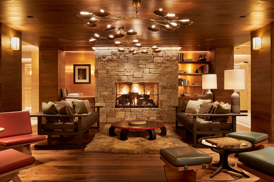 Wyoming Caldera House