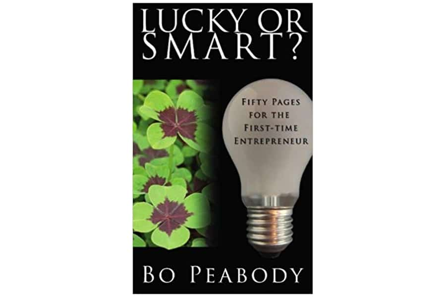Lucky or Smart Fifty pages