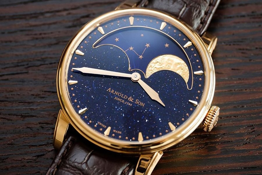 15 Best British Watch Brands - Arnold and Son
