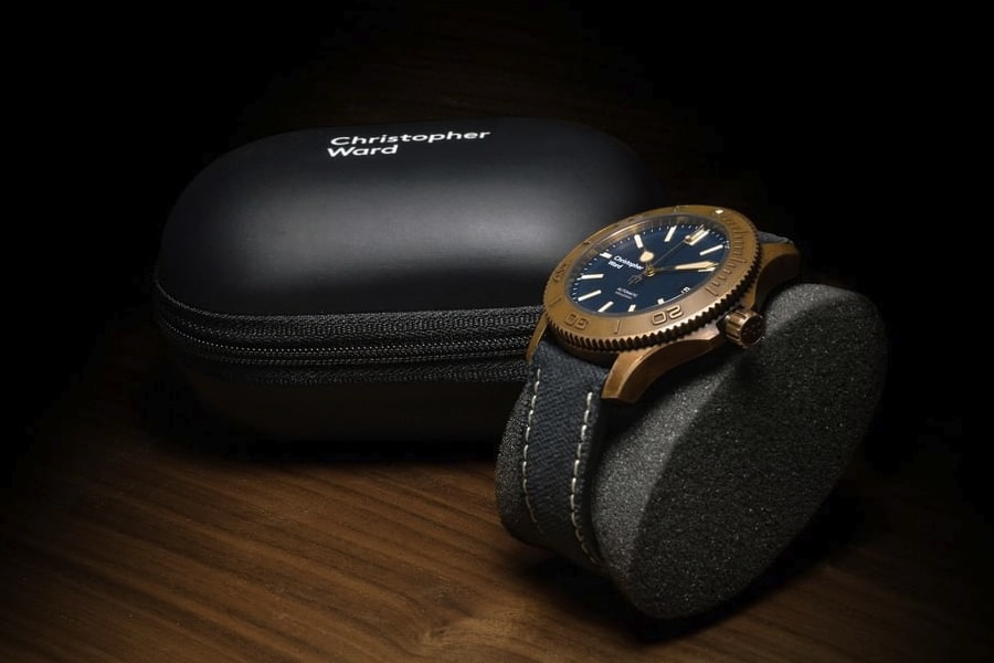15 Best British Watch Brands -Christopher Ward
