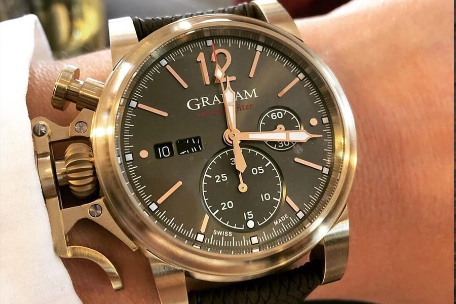 15 Best British Watch Brands - Graham Watches