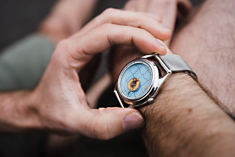 15 Best British Watch Brands - Mr Jones