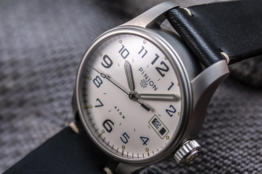 15 Best British Watch Brands - Pinion