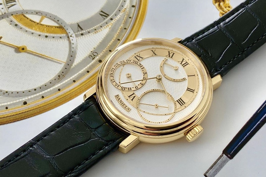 15 Best British Watch Brands - Roger Smith