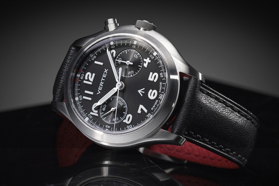 15 Best British Watch Brands - Vertex 2