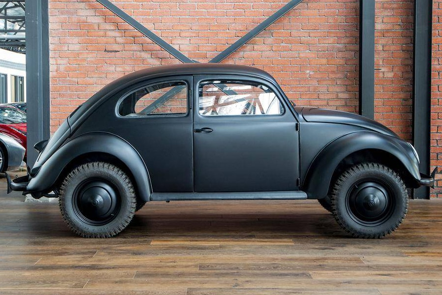 volkswagen custom build