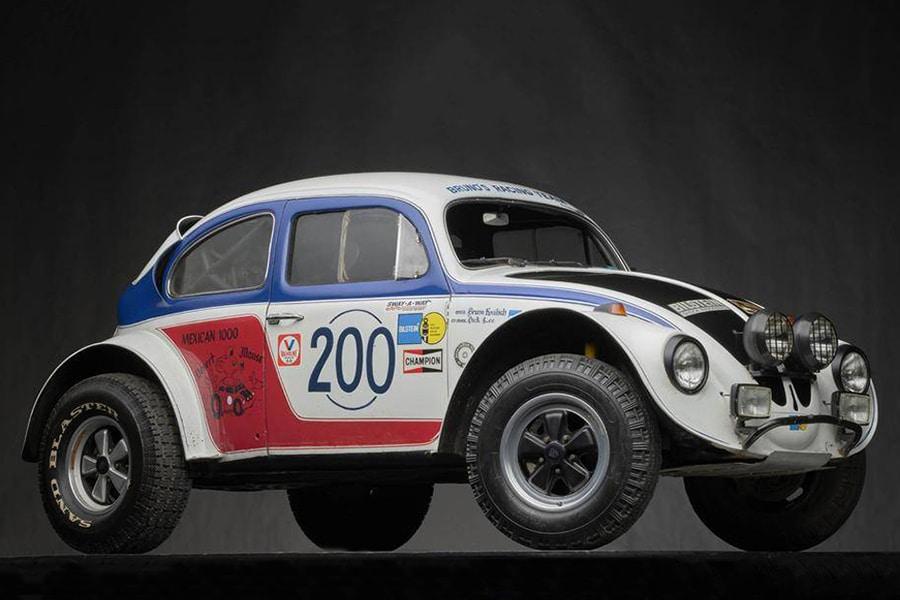 1974 Volkswagen Beetle Baja Bug