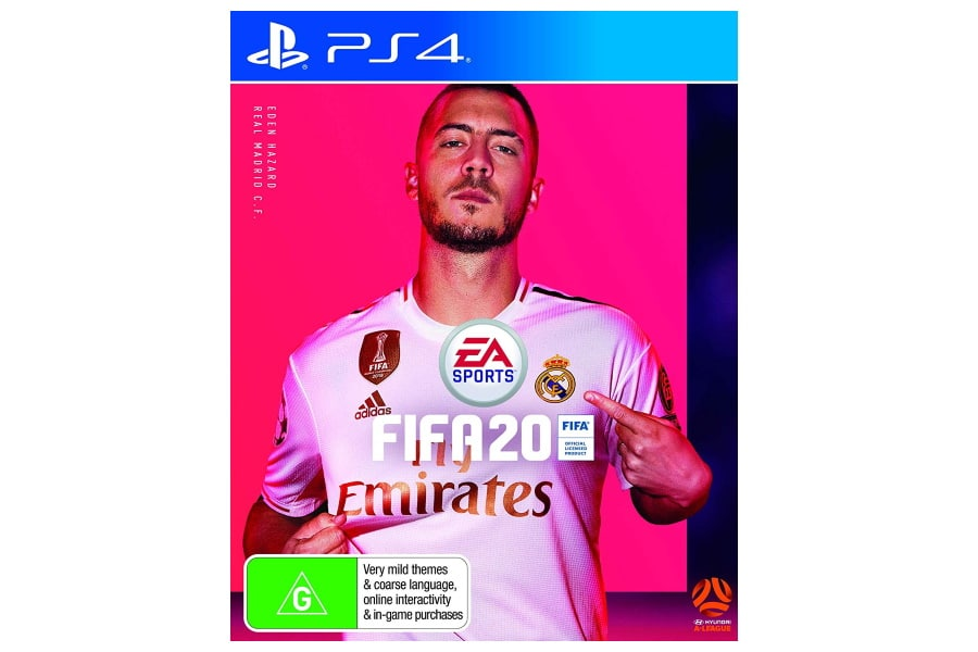 FIFA20 game