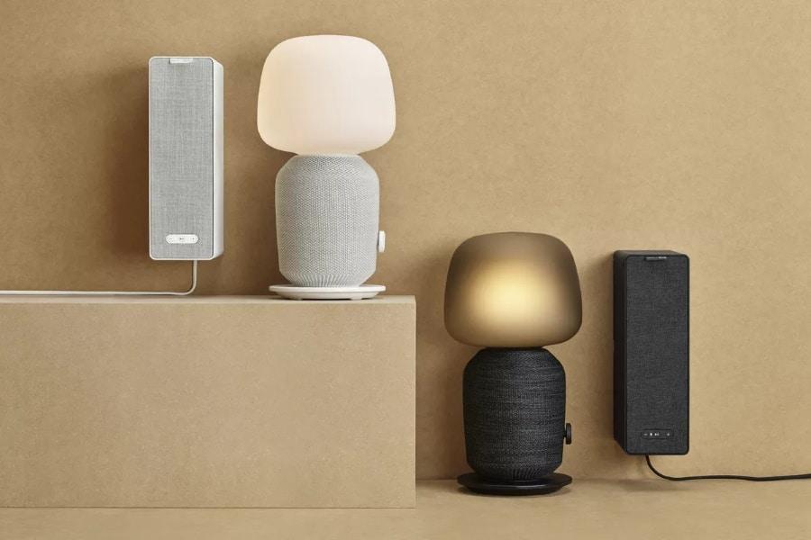 IKEA Symfonisk Table Lamp with Wifi Sonos Speaker
