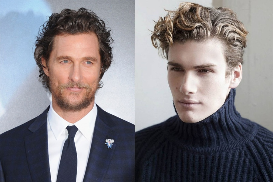 50+ Curly Haircuts & Hairstyle Tips for Men - 52