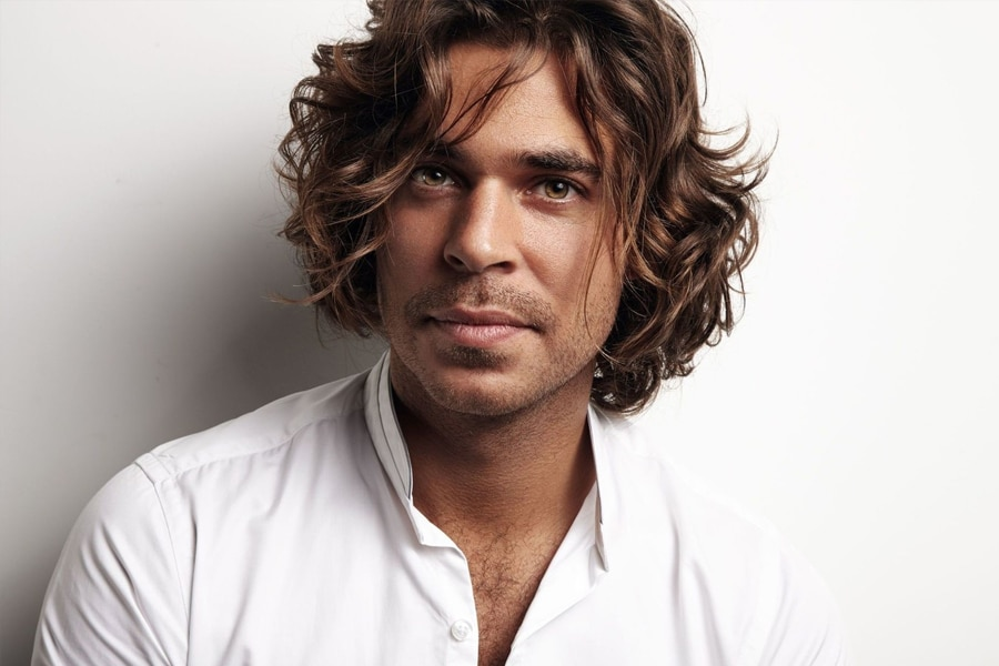50 Curly Haircuts Hairstyle Tips For Men Man Of Many