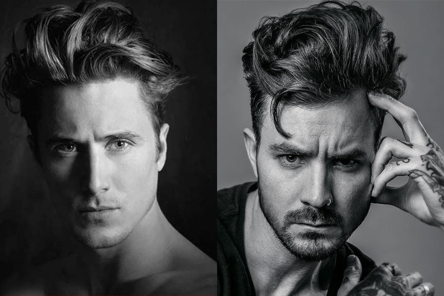 50+ Medium Length Hairstyles & Haircut Tips for Men