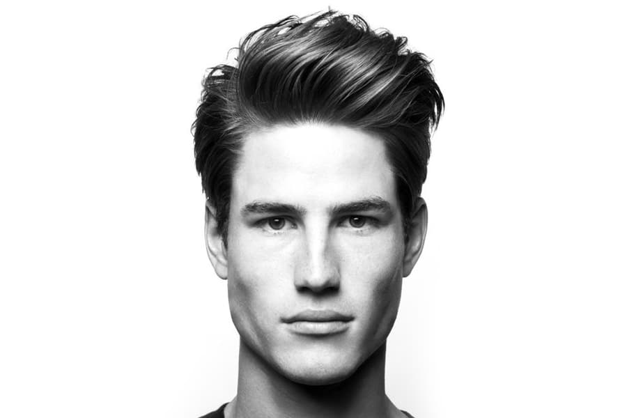 50+ Medium Length Hairstyles & Haircut Tips for Men | Man of ...