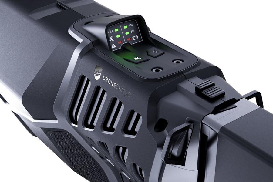 drone gun MKIII interface