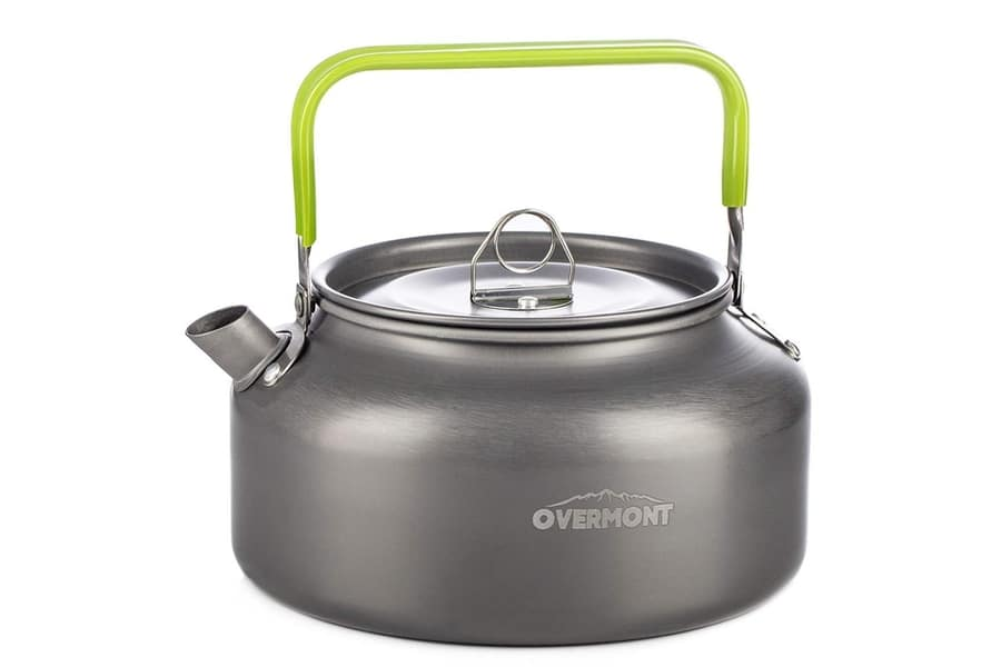 Amazon Finds - Overmont Aluminum Outdoor Camping Hiking Kettle Coffee Pot