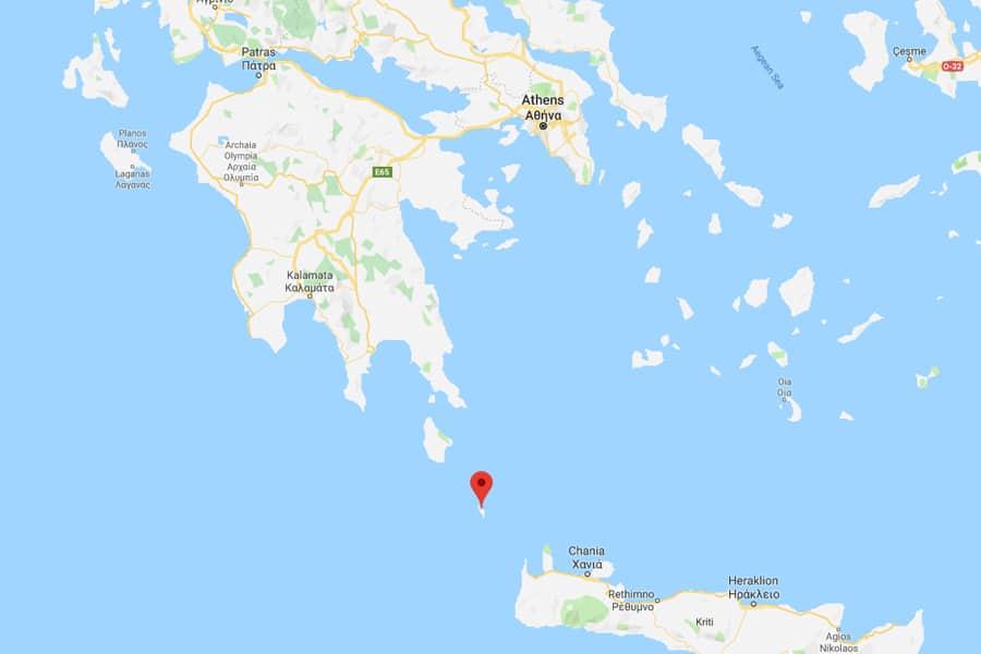 Antikythera Map