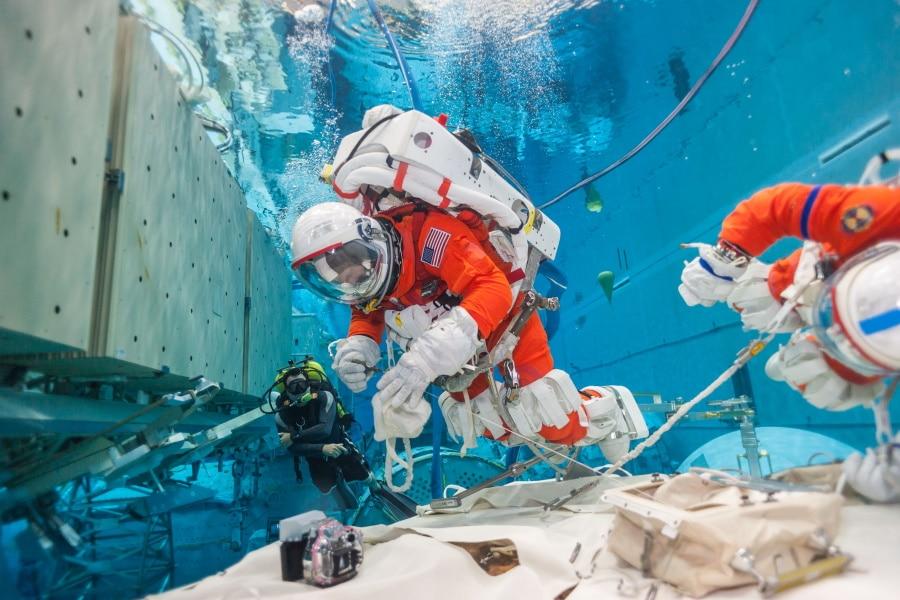 Astronaut Test