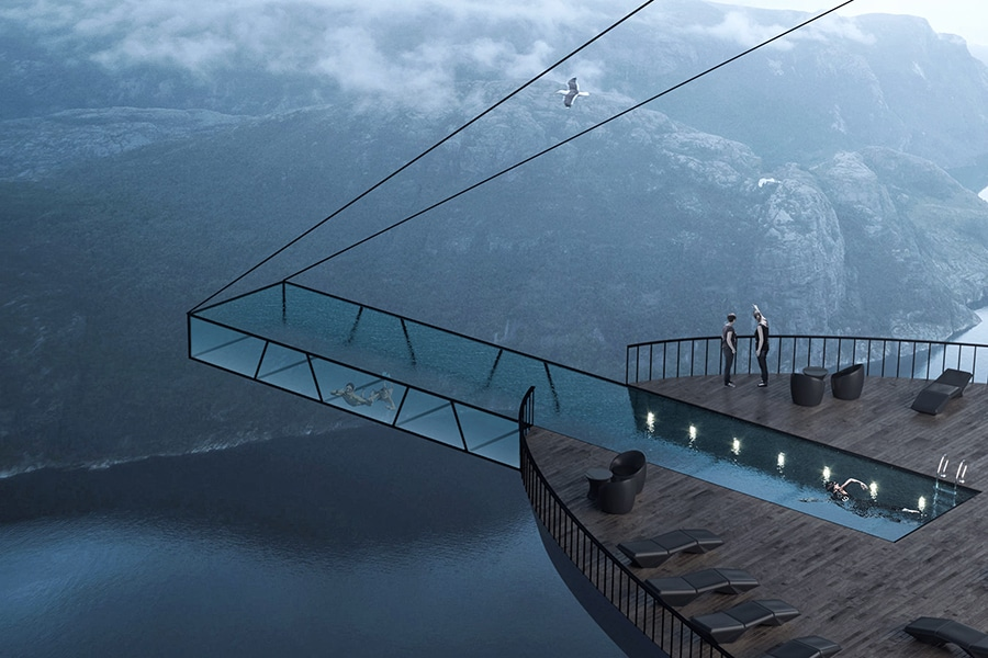 Cliff Boutique Hotel Norway