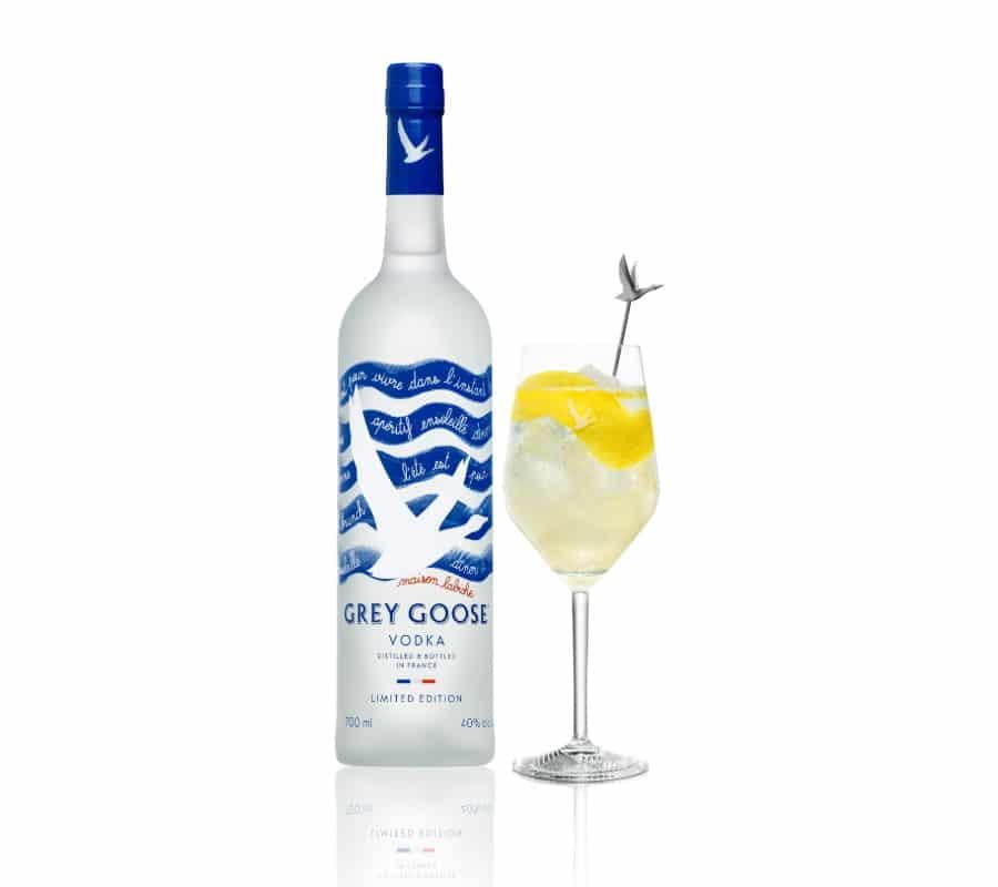 grey goose vodka limited edition