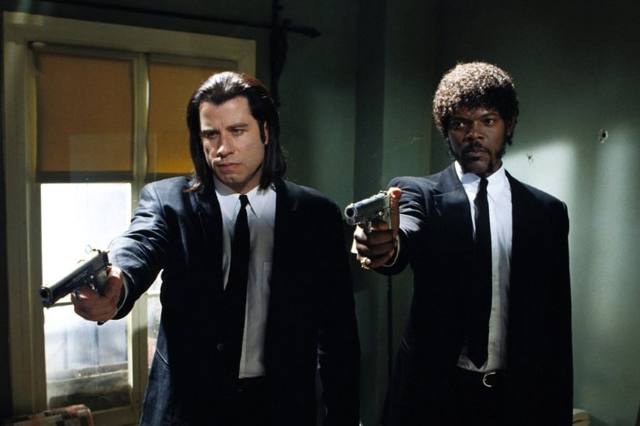 How Quentin Tarantino Steals From Other Movies