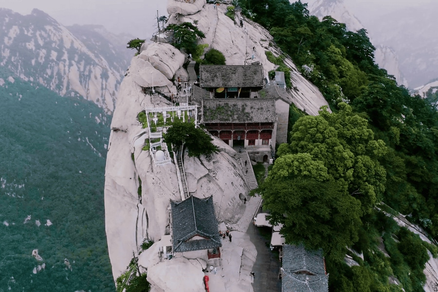 The World's Best Tea is Only Served atop China's Mount Hua