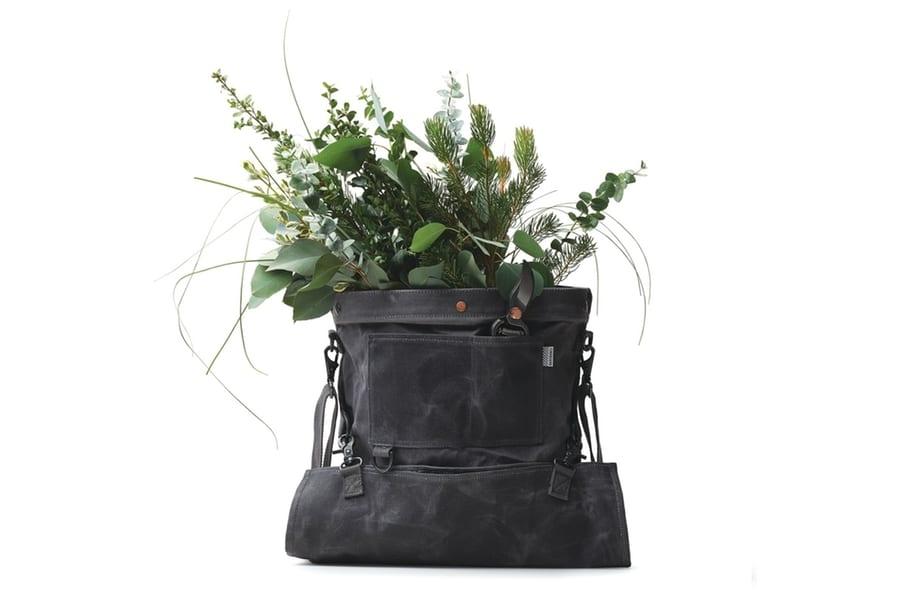 Barebones The Gathering Bag + Pruners & Sheath Bundle