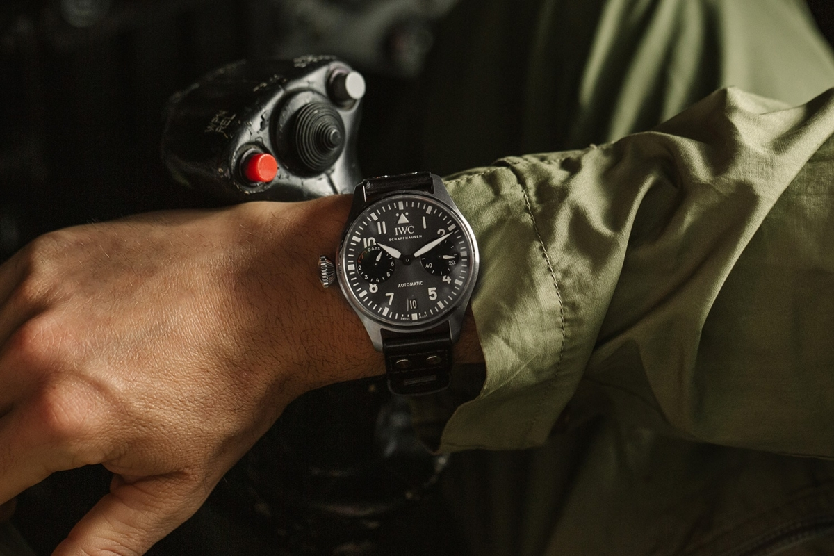 IWC Right Hander feature