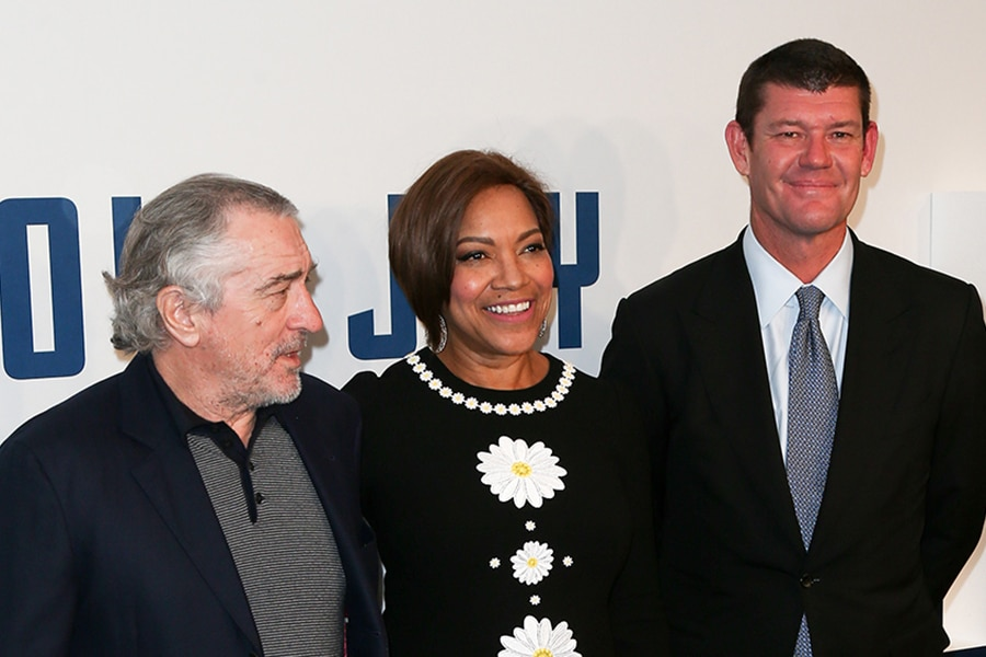 James Packer takes ownership