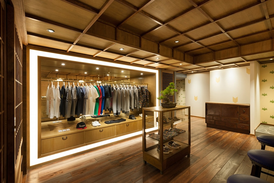 mens clothing shop japan
