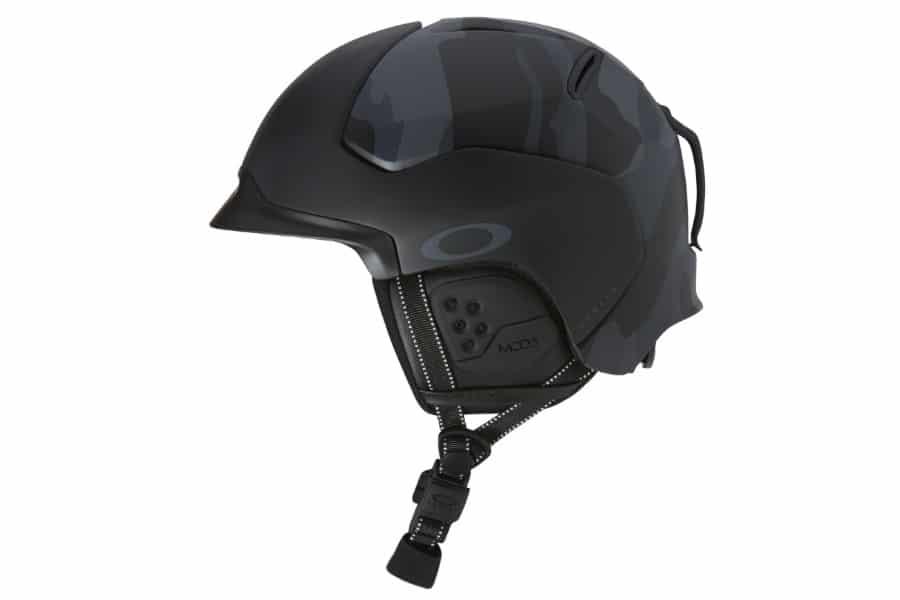 oakley mod 5 snow helmet
