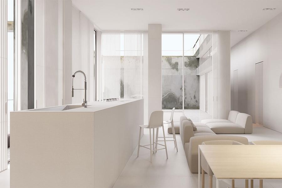 sirotov architects kitchen sink