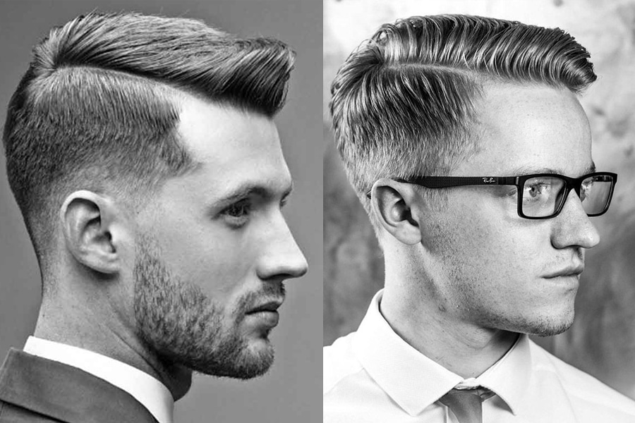 20 Haircuts Tips For Men With A Receding Hairline Man Of