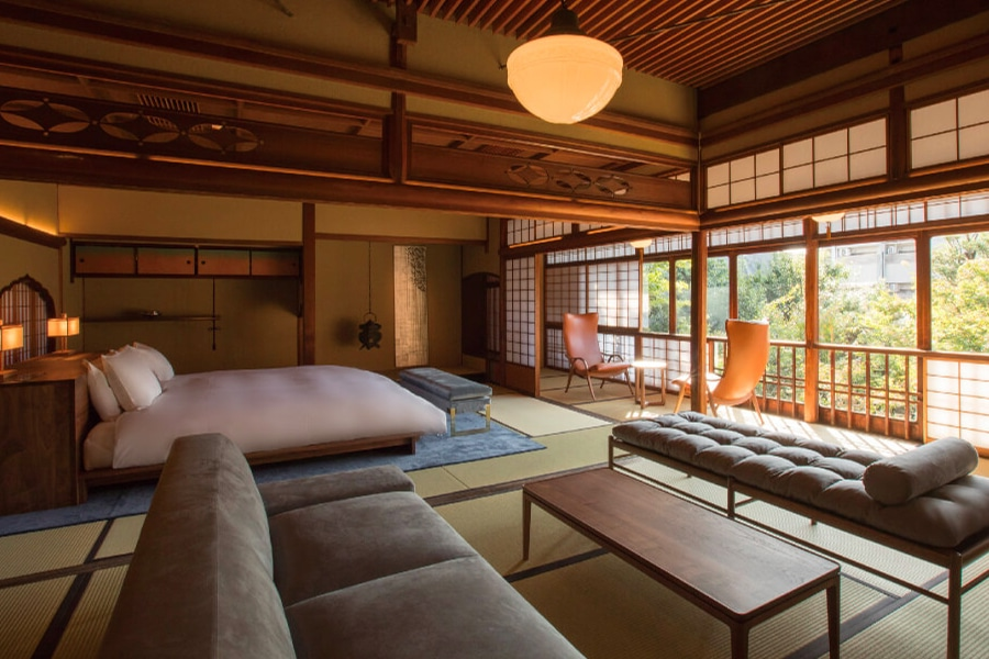 Ryokan Luxury Suite