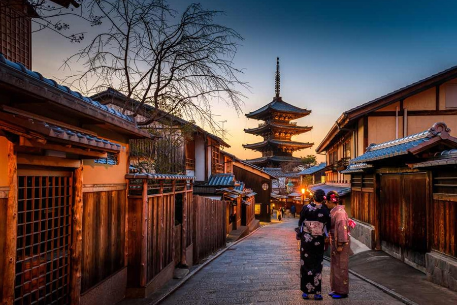 City Guide: 48 Hours Kyoto