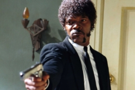 Samuel Jackson from Pulp Fiction