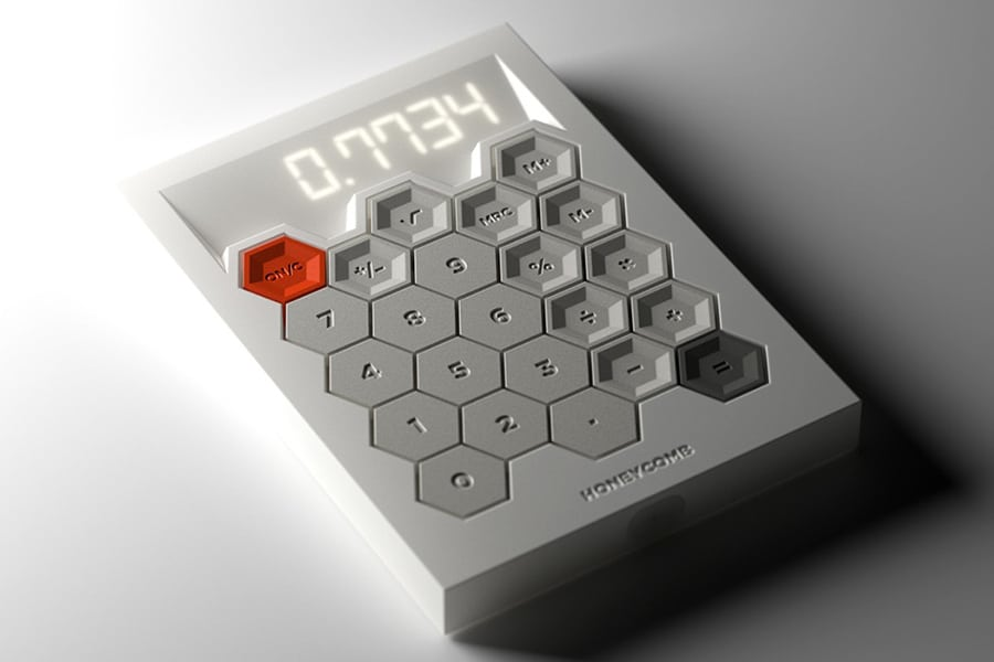 Get a Buzz from Maths with the Honeycomb Calculator