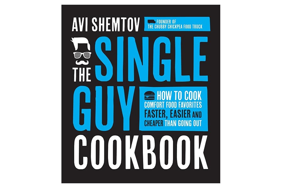 The Single Guy Cookbook Keeps Your Mom from Worrying