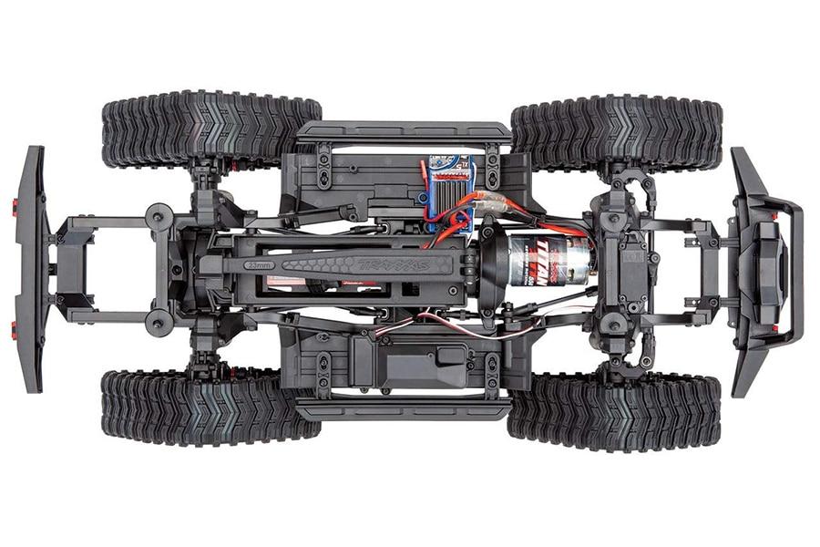 Traxxas All terrain wheel vehicle