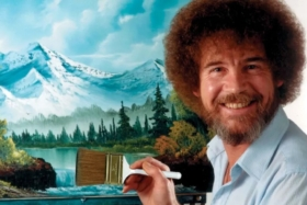 Where Are All the Bob Ross Paintings