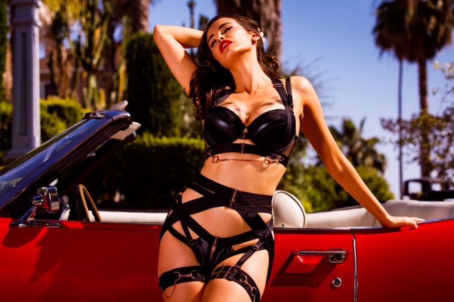 "Honey Birdette ""Bodyguard"" is Another Sexy Show Stopper"