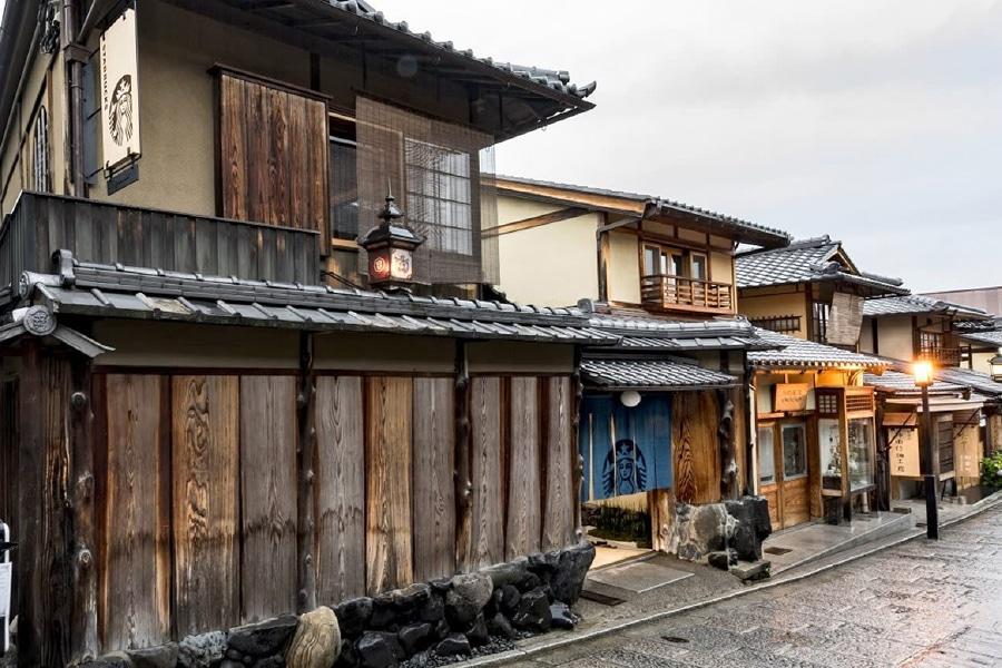 starbucks machiya kyoto