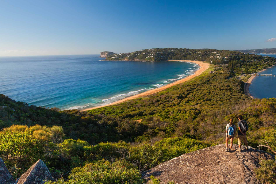 Barrenjoey Lighthouse Walk