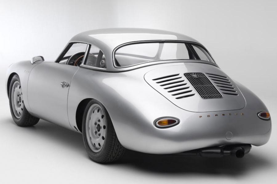 Porsche 356 Emory Special back view