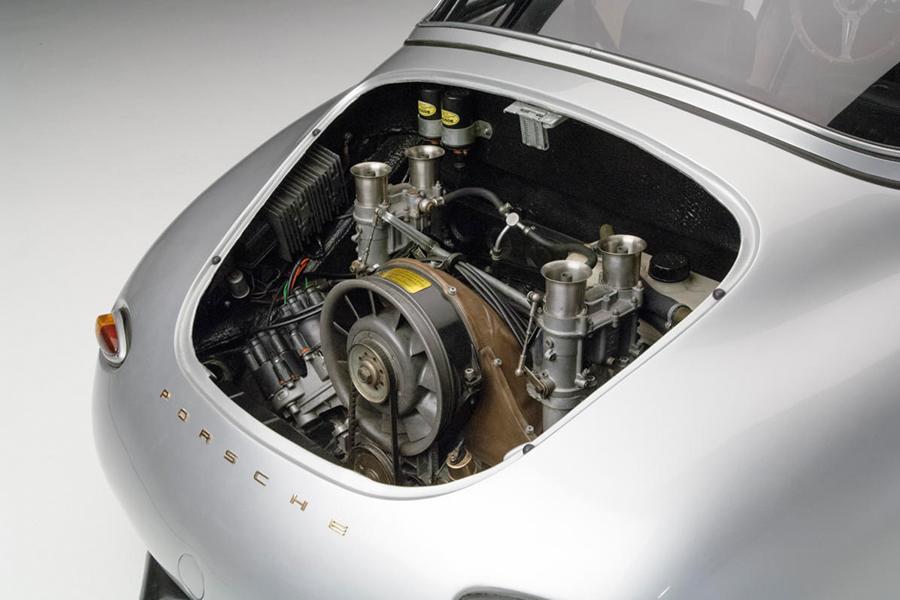 Porsche 356 Emory Special engine